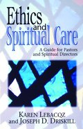 Ethics and Spiritual Care eBook