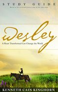 Wesley (Study Guide) eBook