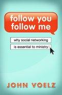 Follow You Follow Me eBook