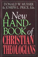 A New Handbook of Christian Theologians eBook