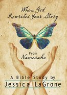 Namesake: When God Rewrites Your Story (Preview Book) (101 Questions About The Bible Kingstone Comics Series) eBook