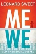 Me and We (101 Questions About The Bible Kingstone Comics Series) eBook
