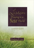 Listen Leader Guide eBook