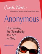 Anonymous - Women's Bible Study (Leader Guide) eBook
