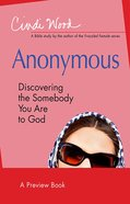 Anonymous - Women's Bible Study Preview Book eBook
