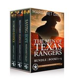 3in1 Bundle: Men of Texas Rangers (The Men Of The Texas Rangers Series) eBook