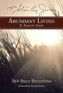 Abundant Living eBook