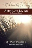 Abundant Living (101 Questions About The Bible Kingstone Comics Series) eBook