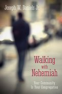 Walking With Nehemiah eBook