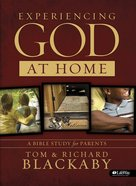 Experiencing God At Home (Member Book) eBook