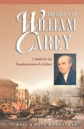 The Legacy of William Carey eBook
