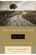 Walking With God Day By Day