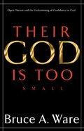 Their God is Too Small eBook