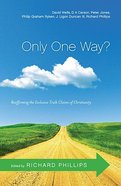 Only One Way? eBook
