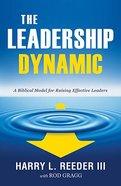 The Leadership Dynamic