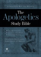 HCSB Apologetics Study Bible eBook