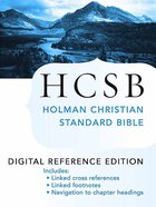 HCSB Ultrathin Reference Black eBook
