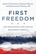 First Freedom eBook