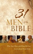 31 Men of the Bible eBook