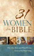 31 Women of the Bible eBook