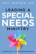 Leading a Special Needs Ministry eBook