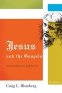 Jesus and the Gospels (2nd Edition) eBook