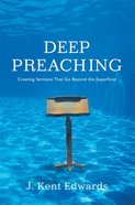 Deep Preaching eBook