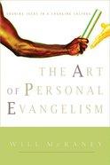 The Art of Personal Evangelism eBook