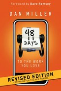 48 Days to Work You Love Paperback