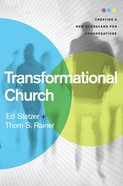 Transformational Church eBook