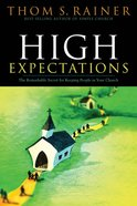 High Expectations eBook