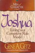 Joshua (Men Of Character Series) eBook