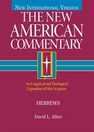 Hebrews (#35 in New American Commentary Series) eBook