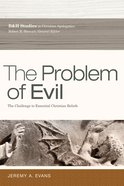 The Problem of Evil eBook
