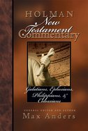Galatians-Colossians (#08 in Holman New Testament Commentary Series) eBook