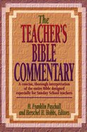 The Teacher's Bible Commentary eBook