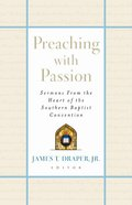 Preaching With Passion (With Cdrom) eBook