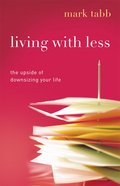 Living With Less eBook