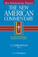 1,2 Chronicles (#09 in New American Commentary Series) eBook