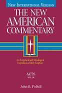 Acts (#26 in New American Commentary Series) eBook