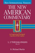 1,2 Thessalonians (#33 in New American Commentary Series) eBook