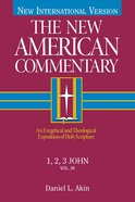 1,2,3 John (#38 in New American Commentary Series)