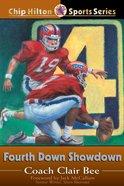 Fourth Down Showdown (#13 in Chip Hilton Sports Series) eBook