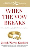 When the Vow Breaks eBook