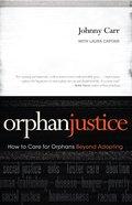 Orphan Justice eBook