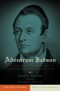 Adoniram Judson eBook