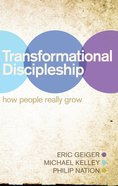 Transformational Discipleship eBook