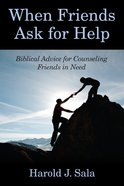 When Friends Ask For Help eBook