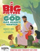 The Big Picture of What God Always Wanted eBook