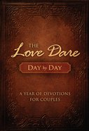 The Love Dare Day By Day eBook